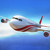 icono Simulador de Vuelo 3D Gratis
