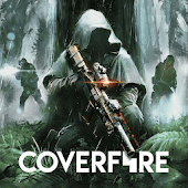 icono Cover Fire: juegos de disparos gratis