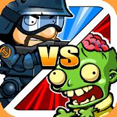 icono SWAT y Zombies