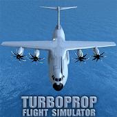 icono Turboprop Flight Simulator 3D