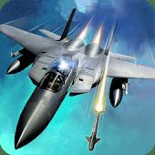 icono Combatiente de cielo 3D
