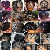 icono Trenzas y Peinados