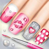 icono Juegos de Uñas para Pintar 3D