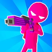 icono Paintman 3D - Stickman shooter