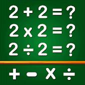icono Juegos matemáticos