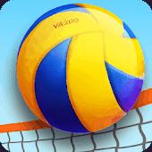 icono Voleibol de playa 3D