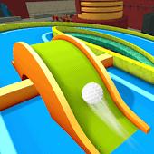 icono Mini Golf 3D City Stars Arcade Rival multijugador