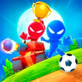 icono Stickman Party: 1 2 3 4 juegos de jugador gratis