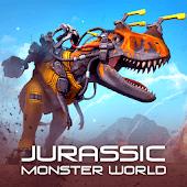 icono Jurassic Monster World: Dinosaur War 3D FPS