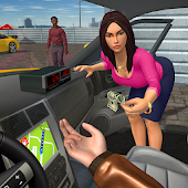 icono Taxi Juego