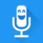 icono Cambiador de voz con efectos