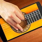 icono Juego Simulador De Guitarra