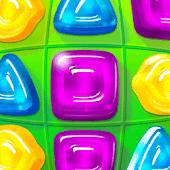 icono Gummy Drop! Un Juego de Match 3 y Ciudades Gratis