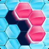icono ¡Bloques! Puzle Hexagonal