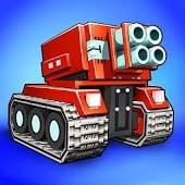 icono Blocky Cars: juegos online. Juegos de tanques.