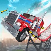 icono Stunt Truck Jumping