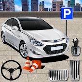 icono juegos de estacionamiento 3d nuevo