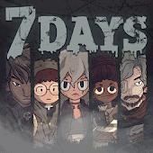 icono 7Days: Offline Mystery Puzzle Interactive Novel