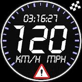icono Velocímetro GPS – Medidor Para Viajes