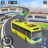 icono Mobile Coach Bus Simulator - Free Bus Games 2021