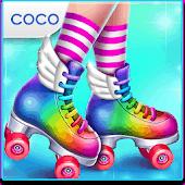 icono Patinadoras - Baile sobre ruedas