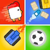 icono Juegos de 2 3 4 Jugadores