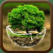 icono Green Nature HD Theme: temas de Android