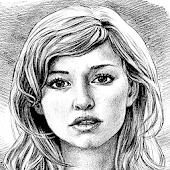 icono Boceto a Lápiz - Pencil Sketch
