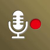 icono Grabadora de voz avanzada