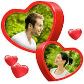 icono Love Collage - Editor de Fotos