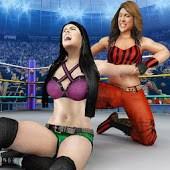 icono Bad Girls Lucha Rumble: Mujeres Juegos de lucha