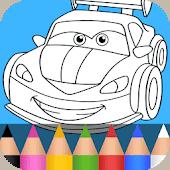 icono Juegos de Colorear: Carros