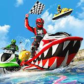 icono Water Jet Ski Boat Racing 3D