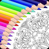 icono Colorfy: Juegos de Colorear para Adultos - Grátis
