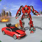 icono Lucha contra robots automovilísticos de los EE. UU