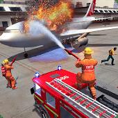 icono Camión de bomberos Real City Heroes