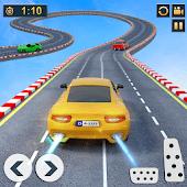 icono Acrobacias De Coche De Rampa: juegos de conducir