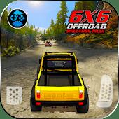 icono Juegos de 6x6 Spin Offroad Mud Runner Truck Drive