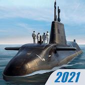icono WORLD of SUBMARINES: Juego de guerra submarina 3D