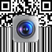 icono Escáner de código de barras QR
