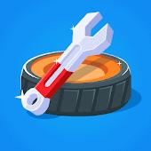 icono Idle Mechanics Manager – Fábrica de coches Tycoon