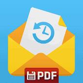 icono 🔥Comparte SMS 2 - Imprimir,Convertir,Exportar,PDF