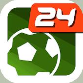 icono Futbol24 - ¡La mejor app de fútbol en vivo!