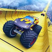 icono Mega Rampa Monstruo Camión Carreras