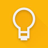 icono GoogleKeep: notas y listas