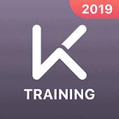 icono Keep - Entrenador de ejercicios para el hogar