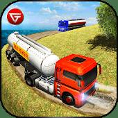 icono Oil Tanker Transporter 2018 Fuel Truck Driving Sim