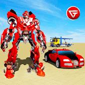 icono US Robot Transform Car: Robot Transport Games 2018