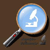 icono Lupa & microscopio