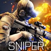 icono Blazing Sniper - offline shooting game
